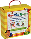 Sight Word Readers: Learning the First 50 Sight Words is a S…