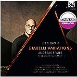 ベートーヴェン:ディアベッリ変奏曲 - アントン・ディアベッリのワルツ主題に基づく50の変奏より [1824年出版 ウィーン] (Beethoven : Diabelli Variations / Andreas Staier, fortepiano