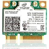 MQUPIN Dual Band Wirless - Intel 7260.HMW Dual Band Wireless-AC 7260 Network Adapter+Bluetooth 4.0 USE for Intel AC Half Mini