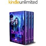 The Demon-Born Trilogy: Complete Series Edition