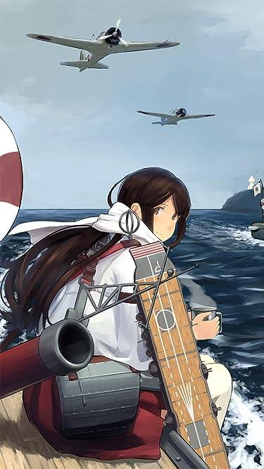 艦隊これくしょん~艦これ~  iPhone/Androidスマホ壁紙(720×1280)-1 - 正規空母 赤城