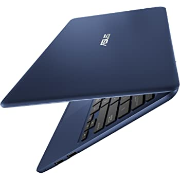ASUS ノートブック X205TA ダークブルー ( WIN8.1 BING-32B / 11.6inch / Z3735F / eMMC 64GB / 2GB / BT4.0 ) X205TA-B-DBLUE