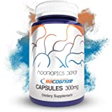 BaCognize Bacopa Monnieri Capsules | 300mg | 120 Count | Ayurvedic Herb | Natural Nootropic | Supports Stress Management | Im