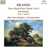 Brahms: Four-Hand Piano Music, Vol. 4