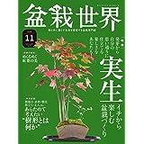 盆栽世界 2020年11月号 (2020-10-02) [雑誌]
