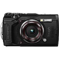 OLYMPUS TG-6 Digital Camera, Tough TG-6, Black, 12 Million Pixels CMOS F2.0, 15m…
