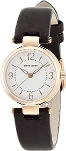 [ピエールカルダン] 腕時計 PC-278 ブラウン