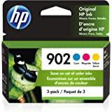HP 902 CMY Ink Cartridge Combo 3 Cartridges (T0A38AN)