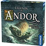 Thames & Kosmos Legends of Andor Journey to The North Board Game