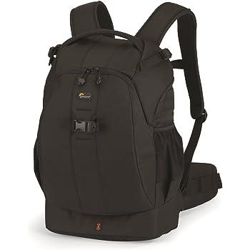 【国内正規品】Lowepro カメラリュック フリップサイド 400 AW 17L レインカバー 三脚取付可 ブラック 352713