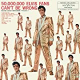 50,000,000 Elvis Fans Can't Be Wrong: Elvis' Gold Records, Volume 2 (140G/Dl Insert)