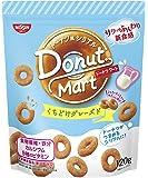 日清シスコ DonutMart くちどけグレーズド 120g ×6袋