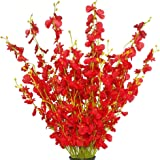 OMYGO artificial-flowers Red