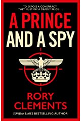 A Prince and a Spy Kindle Edition