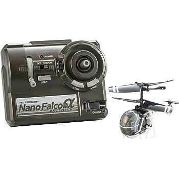 赤外線ヘリコプター NANO-FALCONα ナノファルコンアルファ