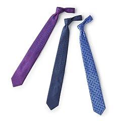 Penrose Silk Flower Tie