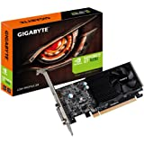 New VCG-N1030D4-2GL GV-N1030D4-2GL, Gigabyte NVIDIA GEFORCE GT 1030 2GB PCIE Video Card 4K @ 60HZ HDMI DVI 2XDISPLAYS Single