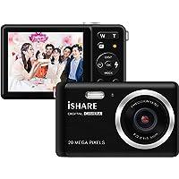 Kids Digital Camera Digital Camera for Kids HD 20 Million Pixels 8x Digital Zoom 2.8 Inch TFT…