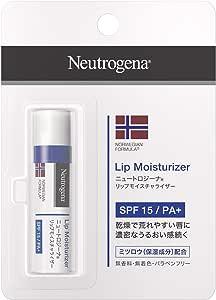 Neutrogena(ニュートロジーナ)ノルウェーフォーミュラ リップモイスチャライザー 4g