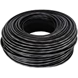 UbiGear 300' FT Heavy Duty CAT6 Waterproof Outdoor Direct Burial UV Resistant Ethernet LAN Network Patch Cable Oxygen-Free Co