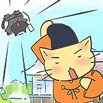 ねこねこ日本史 iPad壁紙 「迎え撃て、北条時宗!」