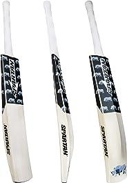 Spartan, Cricket, Rhino 5 English Willow Cricket Bat, Black, Short Handle