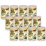 日本ケロッグ プリングルズ ブラックペッパーチーズ S缶 53g ×12個