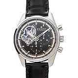 ゼニス Zenith メンズ 腕時計 03.2040.4061/21.C496 クロノマスター 1969 シースルーバック ブラック ウォッチ 当店2年保証 [並行輸入品]