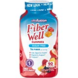 Vitafusion Fiber Well Gummies, 90 Count