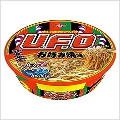 【焼きそばの新商品】   日清焼そばU.F.O.お好み焼味 140g