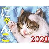 JTBのカレンダー にゃんこ 2020 (諸書籍)