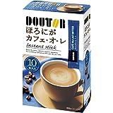 ドトールコーヒー ほろにがカフェ・オ・レ インスタントスティック 10袋 ×6箱 インスタント(スティック)