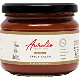 Aurelio Organic Spicy Salsa 300 g