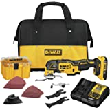 DEWALT DCS356D1 20V XR Variable Speed Oscillating Multi-Tool Kit