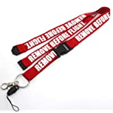 Remove Before Flight Lanyard - with Detachable Safety Buckle by Rotary13B1