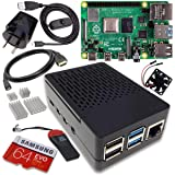 Raspberry Pi 4 Model B 4GB Complete Starter Pack - 64GB Noobs