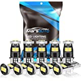 T10 10P 2P R-O license plate bulb 194 T10 10Pack Upgraded Upgraded T10 10P Black
