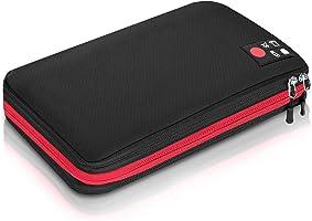 旅行 圧縮バッグ 最新版 ファスナー ジッパータブ付き 50%容量節約 防水 軽量 収納バッグ 出張 ジム 衣類 荷物 着替え タオル 便利グッズ (ブラック)