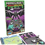 ThinkFun Minecraft Magnetic Travel Puzzle Logic Game and STEM Toy for Kids Ages 8 and Up