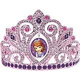 Amscan AM-251351 05764000594 Birthday Tiara Multicolor