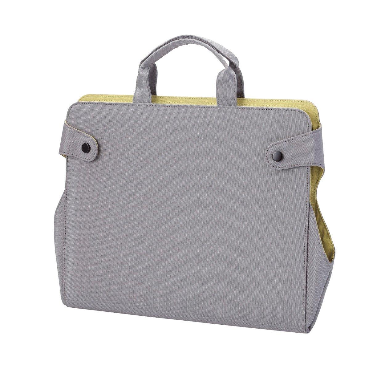 エレコム タブレット汎用バッグ/バッグタイプ/8.5〜10.5インチ/グレーTB-10BM01GY1個