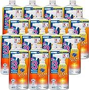 【ケース販売】キュキュット クリア泡スプレー 食器用洗剤 オレンジの香り 詰め替え 720ml×12個