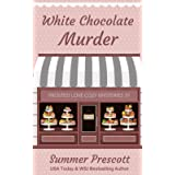 White Chocolate Murder (Frosted Love Cozy Mysteries)