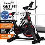 Everfit Spin Exercise Bike Gym Fitness Cycle