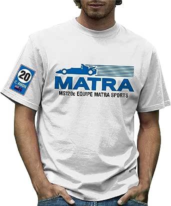 MATRA MS120 Mens T-shirts マトラMS120 Tシャツ