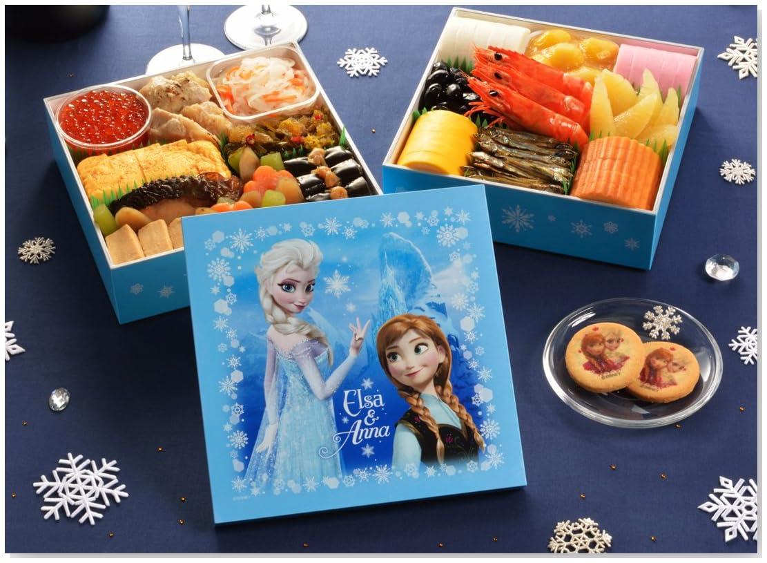 紀文 おせちセット アナと雪の女王 【2015年おせち料理】 ディズニー