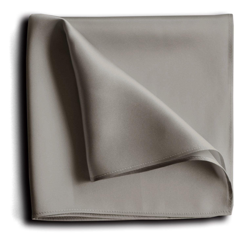 c0503d1cf6905 ダブリューアンドエム  ポケットチーフ 絹 シルク 100% 大判 35 × 35cm ...