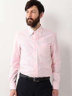 Oxford Buttondown Shirt 1111-343-0236: Pink