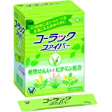 【指定第2類医薬品】コーラックファイバー 24包