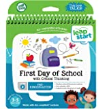 LeapFrog LeapStart Pre-Kindergarten Book: First Day of School with Critical Thinking